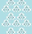 White flower vector image vector image