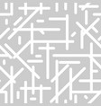 seamless diagonal line pattern monochrome stripes vector image vector image