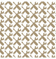 tools pattern background vector image