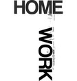 work at home keywords text word cloud concept vector image