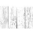distressed wooden planks overlay texture vector image