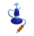 Turkish hookah icon cartoon style vector image vector image