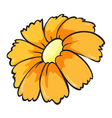A flower vector | Price: 1 Credit (USD $1)