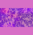 watercolor pink and violet marble background vector image