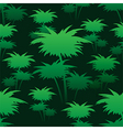 jungles pattern vector image vector image