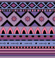 seamless pattern in ethnic style embroidery vector image vector image