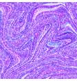 violet fluid marble background fantasy gradient vector image vector image