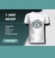 dragon eye t-shirt template fully editable vector image vector image