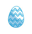 easter egg celebration spring party vector image vector image
