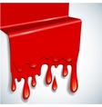 abstract blood background vector image