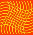 network textile twist vector image