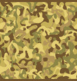 seamless camouflage pattern in green tones vector image vector image