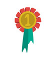 award or prize icon image vector image