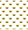 brick oven icon cartoon style vector image vector image