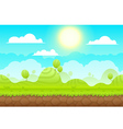 Game Background vector image vector image
