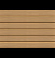 brown wood plate pattern background vector image