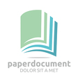 Book document lesson studies dictionary icon