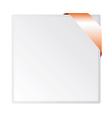 Card for congratulations2 vector image vector image