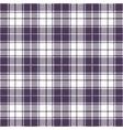 purple tartan plaid seamless pattern vector image vector image