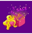 Sale and special offer vector image vector image