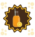 Drink icon design vector image vector image