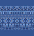 boho pattern tribal ethnic motifs vector image vector image