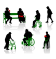 Elderly and disabled people
