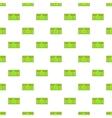 Scoreboard pattern cartoon style vector image vector image