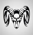 Tribal Goat vector image vector image