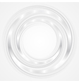 Elegant abstract rings vector image vector image