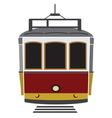 Tramvaj resize vector image