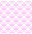 trellis geometric thin seamless pattern vector image vector image