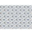 abstract blue stripe line pattern square vector image vector image