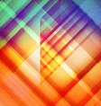 Abstract straight lines background Colorful vector image