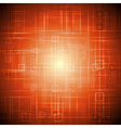 Abstract hi-tech background vector image vector image