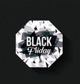 black friday and ecommerce design vector image vector image