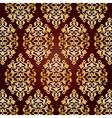 Antique ottoman turkish pattern design fourty nine vector image vector image