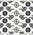geometric national seamless asian pattern vector image vector image