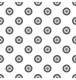 Camera aperture pattern simple style vector image