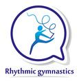 GymnasticsB vector image vector image