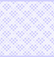 violet diamond pattern with hearts seamless vector image vector image