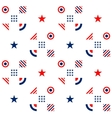 Fourth of July -Independence Day American vector image