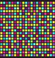 multicolor square pattern seamless geometric vector image