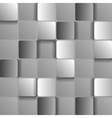 Abstract squares tech design vector image vector image