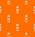 deodorant pattern seamless vector image vector image
