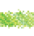 Green Abstract Pattern Square pattern vector image