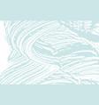 grunge texture distress blue rough trace bold ba vector image