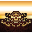 Red Decorative Background3 vector image