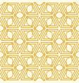 abstract kaleidoscope style seamless pattern vector image
