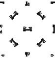 Lathe machine pattern seamless black